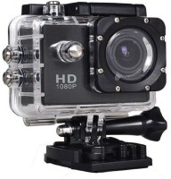 CALLIE 12MP 1080P Sports Hel Sports and Action Camera(Black, 16 MP)