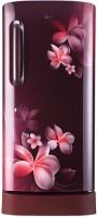LG 215 L Direct Cool Single Door 5 Star Refrigerator(Scarlet Plumeria, GL-D221ASPY) (LG)  Buy Online