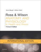 Ross and Wilson Anatomy and Physiology in Health and Illness International Edition(English, Paperback, BSc PhD RGN Waugh Anne)