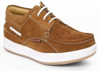 Red Chief RC3505 022 Sneakers For Men(Brown)
