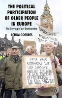 The Political Participation of Older People in Europe(English, Hardcover, Goerres A.)