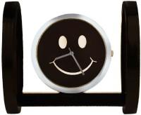 Tiamo Analog Black Clock