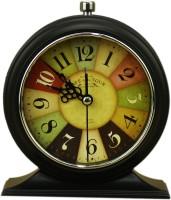 ZEVORA Analog Multicolor Clock