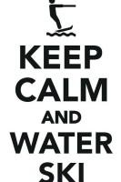 Keep Calm Water Ski Workbook of Affirmations Keep Calm Water Ski Workbook of Affirmations(English, Paperback, Haynes Alan)