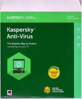 KASPERSKY Anti-virus 1 User 1 Year(CD/DVD)