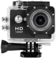 IHP 1080 PIXEL HD Sports & Action Camera Sports (16 MP CAMERA) Sports and Action Camera(Black, 16 MP)
