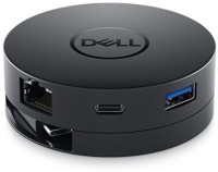Dell DA300 USB Adapter(Black)
