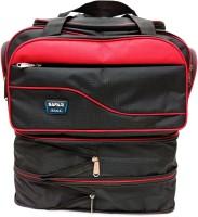 Safar Bags Travelling Bag Multipurpose Bag(Red, Black, 10 L)