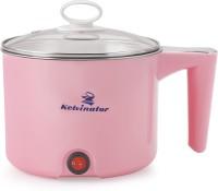 Kelvinator KMK-120 I Multi Function Electric Kettle(1.5 L, Pink)