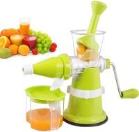 House Of Sensation 0 Juicer 450 Juicer Mixer Grinder(Green, 2 Jars)