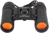 sourceindiastore Comet Portable 8x21 Folding Day Night Vision Zoom Binoculars (21 mm, Black) Binoculars(28, Black)