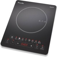 Preethi Excel+ Buy Best Buy Original Excel+ Induction Cooktop With 1 Yr Warranty & Free Life Long Service To Serve U In The Best Possible Way & Make Ur Cooking Easy Induction Cooktop(Black, Touch Panel)