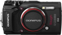 Olympus TG-5 Tough Water proof(12 MP, 4x Optical Zoom, 4x Digital Zoom, Black)