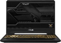 Asus TUF Series Core i5 8th Gen - (8 GB/1 TB HDD/256 GB SSD/Windows 10 Home/4 GB Graphics) FX505GE-BQ025T Gaming Laptop(15.6 inch, Black, 2.2 kg)   Laptop  (Asus)