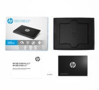 HP S700 2.5 500 GB Laptop, Desktop Internal Solid State Drive (2DP99AA#ABB)