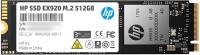 HP EX920 M.2 512 GB Laptop, Desktop Internal Solid State Drive (2YY46AA#ABB)