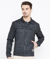 Jack & Jones Full Sleeve Solid Men's Casual  Jacket