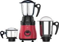 V-Guard Invidia Pro with 100% Copper Winding Motor 750 W Mixer Grinder(Pink, Black, 3 Jars)