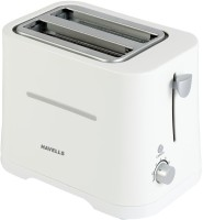 Havells Crisp 700 W Pop Up Toaster(White)