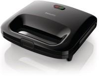 Philips HD2394/99 Sandwich Maker Grill(Black)