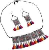 Foxy Trend Brass Jewel Set(Multicolor)
