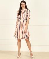 Van Heusen Women Shirt Multicolor Dress
