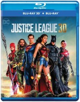 Justice League (Blu-ray 3D & Blu-ray)(3D Blu-ray English)
