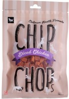Chip Chops Diced Chicken Dog Snacks, 70 g Pack of 2 Chicken Dog Treat(140 g, Pack of 2)
