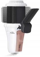 Panasonic EH-HT40-K62B Hair Straightener Brush(White)