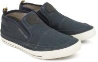 Woodland Canvas Shoe For Men(Navy)