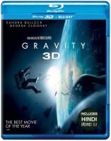 Gravity (Blu-ray 3D & Blu-ray) (2-Disc)(3D Blu-ray English)