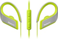 Panasonic RP-BTS35E-Y Bluetooth Headset(Yellow, In the Ear)
