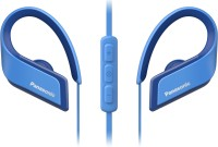 Panasonic RP-BTS35E-A Bluetooth Headset(Blue, In the Ear)