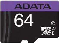 ADATA PREMIER 64 GB MicroSD Card Class 10 50  Memory Card