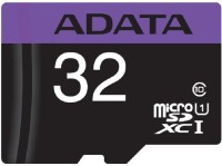 ADATA PREMIER 32 GB MicroSD Card Class 10 50  Memory Card