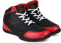 Fila Clipper Basketball Shoes For Men(Red, Black)