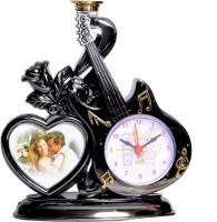 Sigaram Analog Black Clock