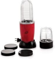 cookwell 450 Watt ALL - IN - ONE Bullet Juicer Mixer Grinder Blender 450 Juicer Mixer Grinder(Red, 2 Jars)