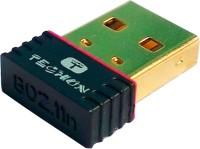 TECHON WA102 USB Adapter(Golden)