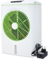 View Dragon YJ-1500 mini evaporative Air cooler fan Personal Air Cooler(White, Green, 4 Litres) Price Online(Dragon)
