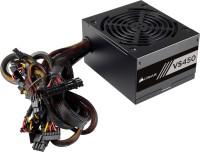 CORSAIR VS450 CP-9020170-UK 450 Watts PSU(Black)