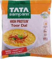 Tata Sampann Unpolished Toor Dal(500 g)