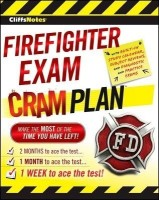 CliffsNotes Firefighter Exam Cram Plan(English, Paperback, Northeast Editing, Inc.)