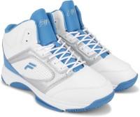 Fila Freethrow II Basketball Shoe For Men(White)