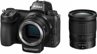 Nikon Z 7 Mirrorless Camera Body + 24-70mm Lens and Mount Adapter(Black)