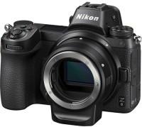 NIKON Z 6 Mirrorless Camera Body with Mount Adapter FTZ(Black)