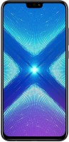 Honor 8X (Black, 128 GB)(6 GB RAM)