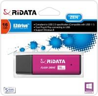 Ridata Zn 16 GB Pen Drive(Pink)