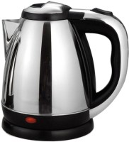 13-HI-13 1.5 L Stainless Steel Quick Heating Tea - Water Boiler Heater Pot Electric Kettle Electric Kettle(1.5, Silver)