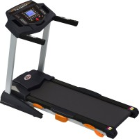 Durafit Heavy 2.5 HP (Peak 5.0 HP) Motorized Foldable Treadmill Treadmill